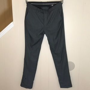 Grey H&M Dress Pant, Size 33 Slim Fit.